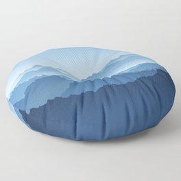 No Boundaries Floor Pillow