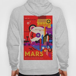 Mars Tour : Galaxy Space Hoody