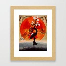 umbrellaliensunshine: natures' beautiful beasts Framed Art Print