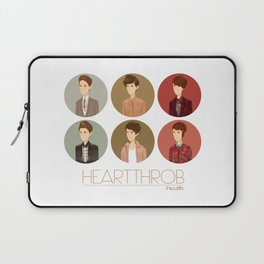 Tegan and Sara: Heartthrob collection Laptop Sleeve