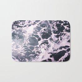 Marbled Waves Bath Mat