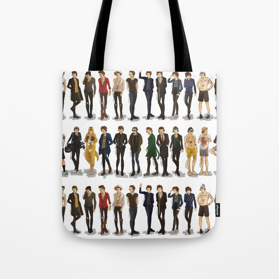 Styles' style Tote Bag