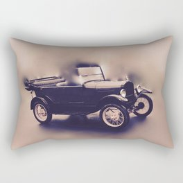 Antique Anderson-Vintage Classic Car Rectangular Pillow