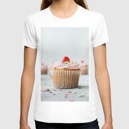 Delicious Cupcake T-shirt