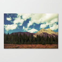 September (Re)View Canvas Print
