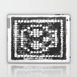 Crochet Impressions: SKULL Laptop & iPad Skin
