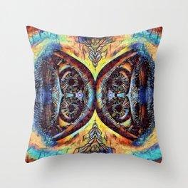 Made of Throw Pillow