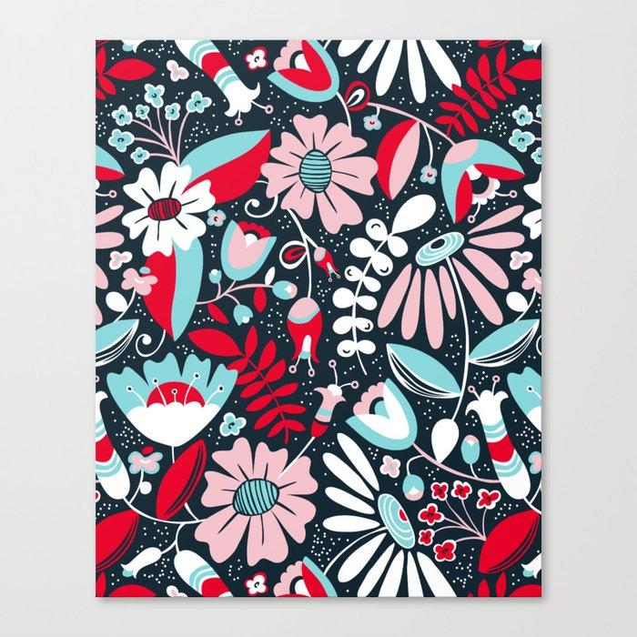 Annabelle Flirt Canvas Print