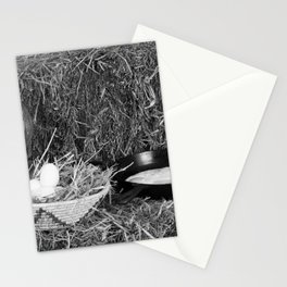 Country Breakfast Stationery Cards