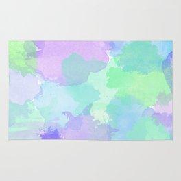 Watercolor Rug