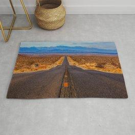 Desert Highway Rug