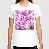dahlia T-shirts featuring Dahlia ## by the artist J©