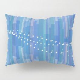 Blasting Waves Pillow Sham