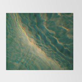 Tsunami Throw Blanket