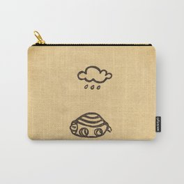 Cranky Turtle Carry-All Pouch