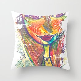 Whatever Makes Your Soul Happy, Do That Throw Pillow