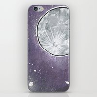 lunar iPhone & iPod Skins featuring Lunar by Cody Fisher