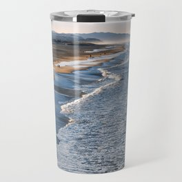 Lands End Beach Travel Mug