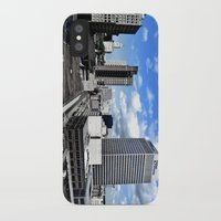 memphis iPhone & iPod Cases featuring Memphis Blues  by Invert The World