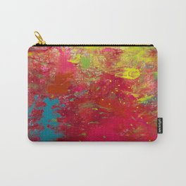 Tie-Dye Veins Carry-All Pouch
