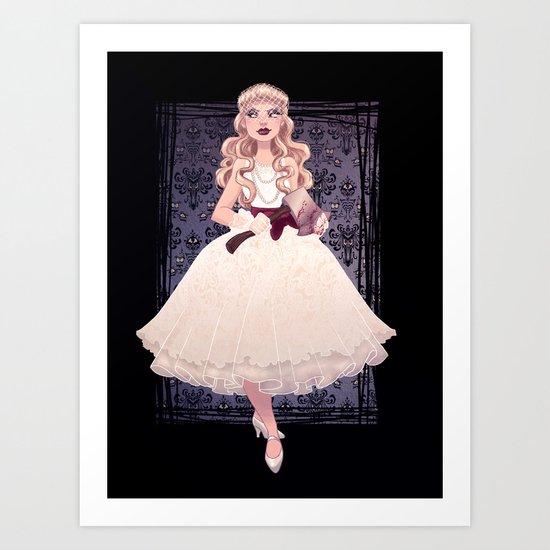 Constance Art Print