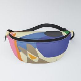 Abstract morning Fanny Pack
