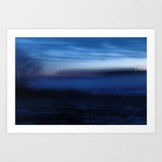 Winter Memories II Art Print