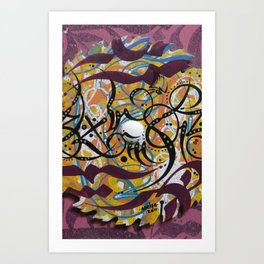 Sawed Off Art Print
