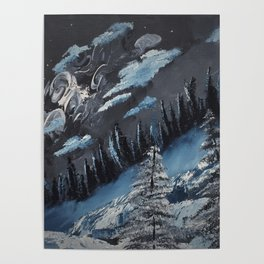 Winters Chill Poster