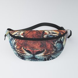 Tiger spirit Fanny Pack