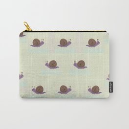Snail's Trails Carry-All Pouch