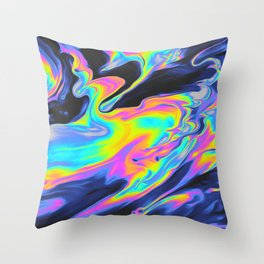 FROM THE FIRST DAY Throw Pillow