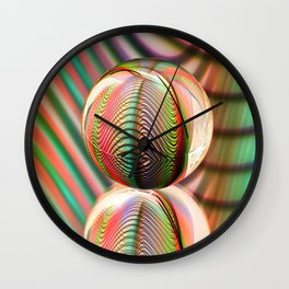 Variation on the theme Wall Clock