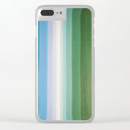 The Open Spread of Consciousness Clear iPhone Case