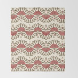 Art Deco 53 . Eastern . Throw Blanket