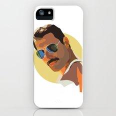 Freddie Mercury Slim Case iPhone (5, 5s)