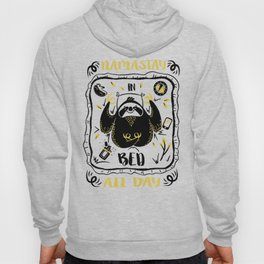 Namastay in Bed Hoody
