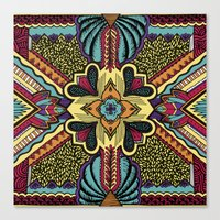 persian Canvas Prints featuring Persian by Guanabana