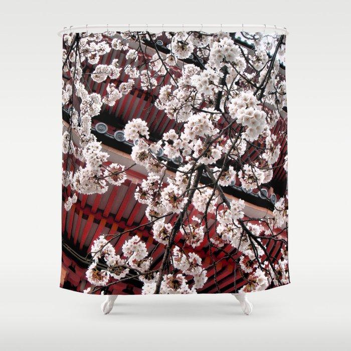 Destiny Japan Shower Curtain