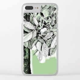 Wayside Clear iPhone Case