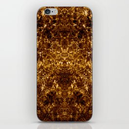 ash-0004-superstructure-gold-s2 iPhone Skin