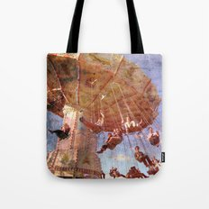 Swingin' By Tote Bag