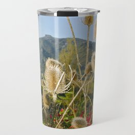 Meadow of Sicilian Spring Travel Mug