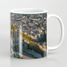Notre Dame Rise Again Coffee Mug