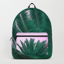 Sunset Palm Backpack