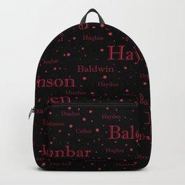 Honorable Men Backpack