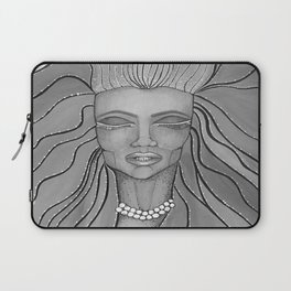 Feel The Wind Laptop Sleeve