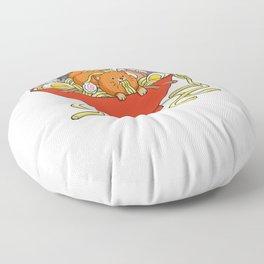 Hentai Japanese Girl Anime T-Shirt I Otaku Waifu Floor Pillow