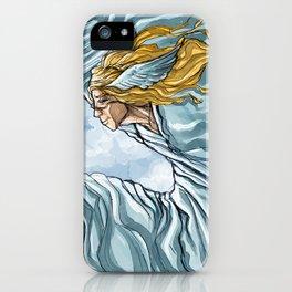 hypnos god iPhone Case