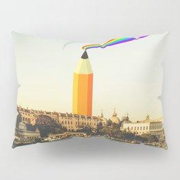 The Tower of Art Pillow Sham